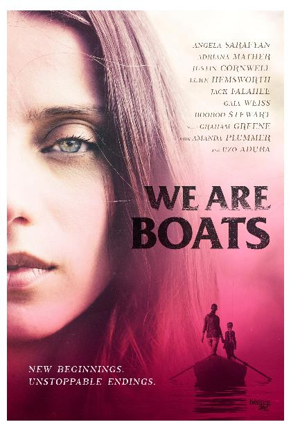 We Are Boats has bragging rights for being the first all  vegan film set.