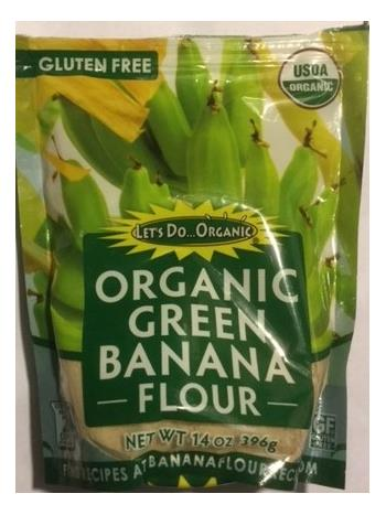 Green Banana Flour, as seen iin vegetariangazette.com